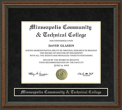 Minneapolis Community Amp Technical College Mctc Diploma
