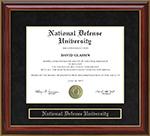 National Defense University Ndu Diploma Frames