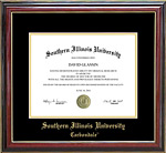 Southern Illinois University Carbondale Diploma Frame