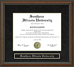 Southern Illinois University Diploma Frame