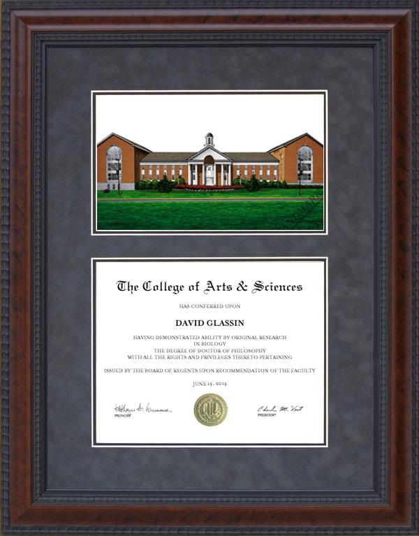 University Of Maryland University College Umuc Frame