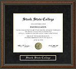 Stark State College Diploma Frame