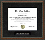 Del Mar College Diploma Frame