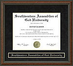 Southwestern Assemblies of God University (SAGU) Diploma Frame