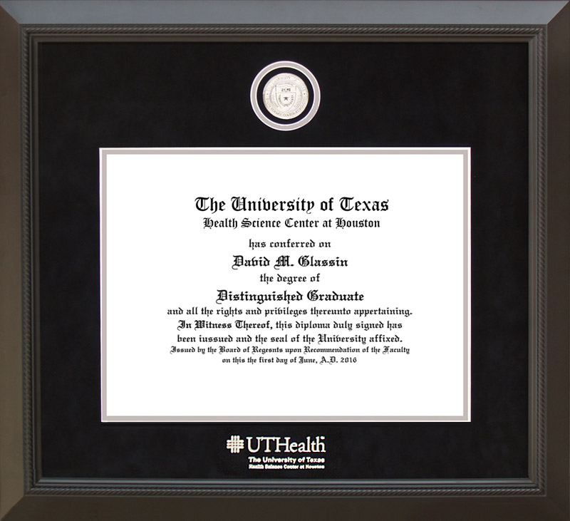 Fancy Custom Diploma Frame Festooning - Ideas de Marcos ...