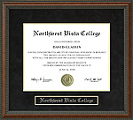 Northwest Vista College Diploma Frame