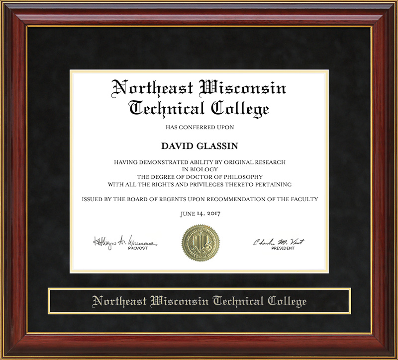 Northeast Wisconsin Technical College Nwtc Mahogany