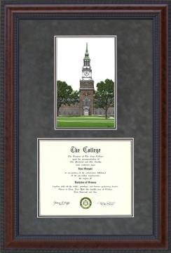 Dartmouth College Nh Diploma Frames And Graduation Gifts