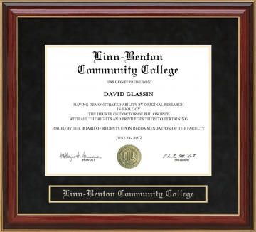 Linn Benton Community College Or Diploma Frames And Graduation Gifts By Wordyisms